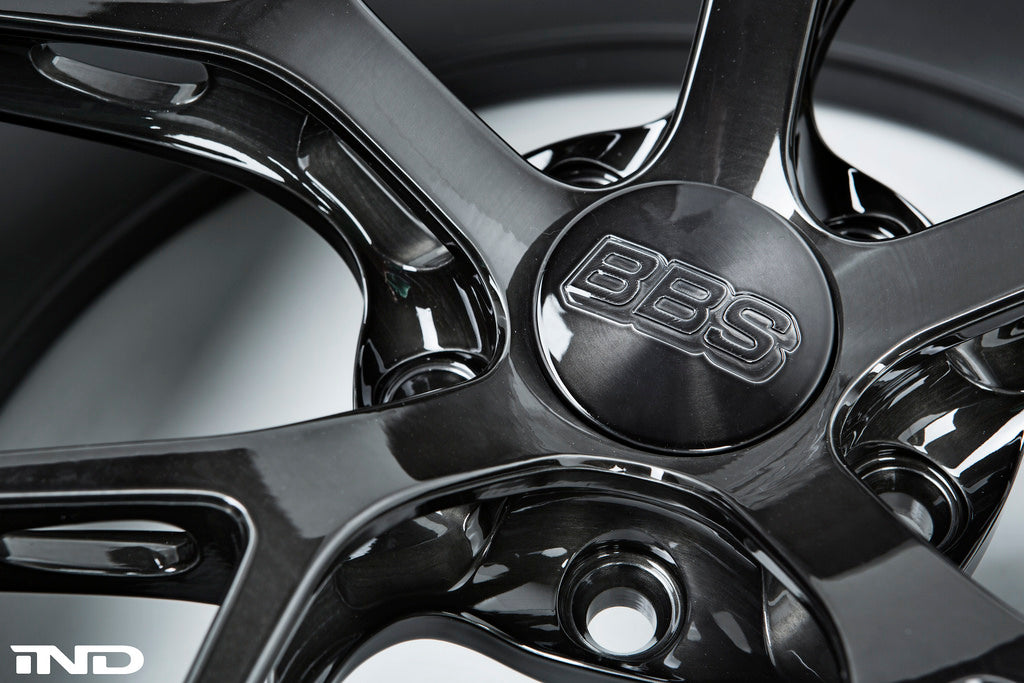 BBS brushed finish fi r wheel - iND Distribution