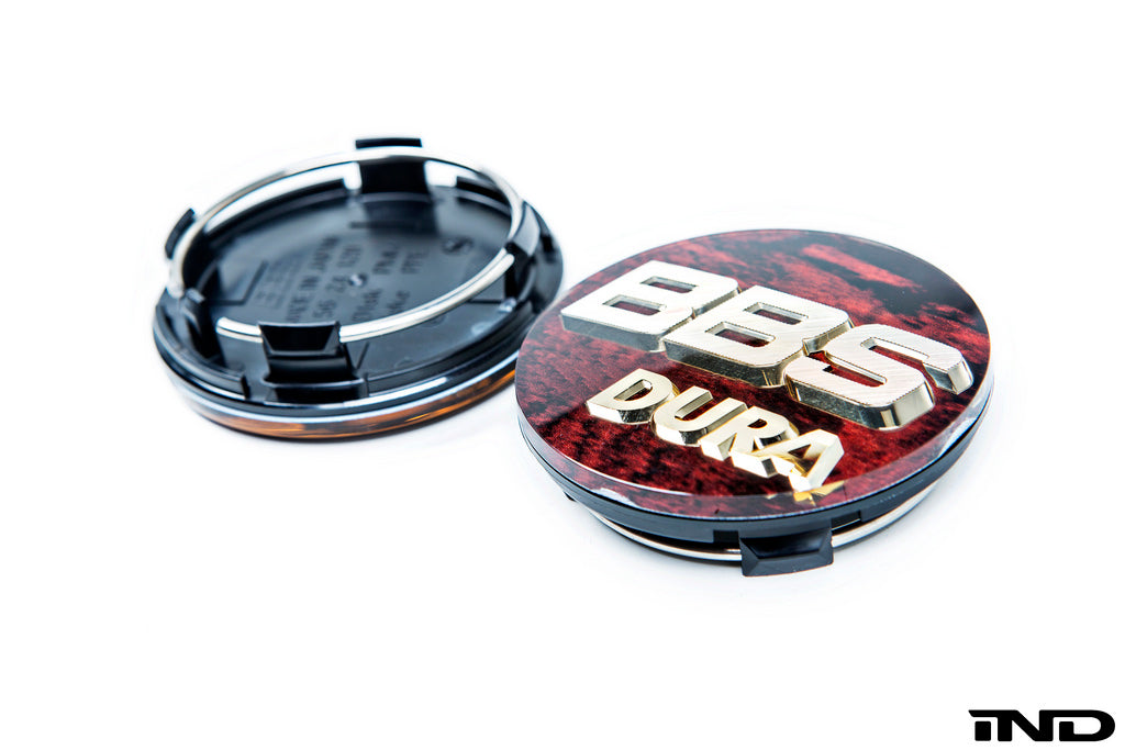 BBS dura center cap set - iND Distribution