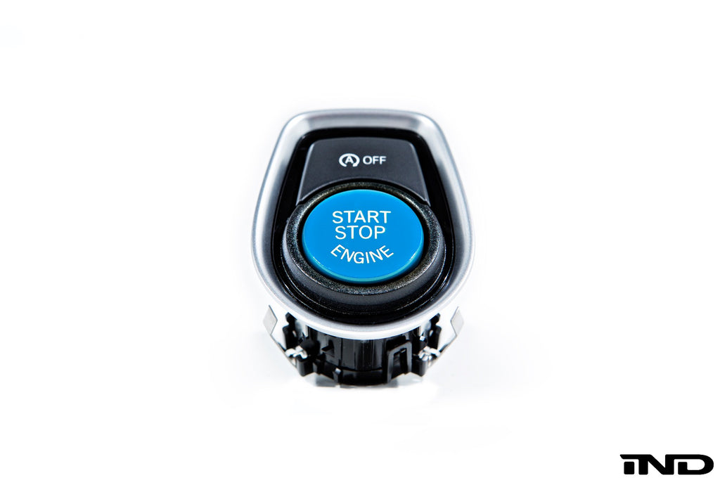 iND f30 3 series polar blue start stop button - iND Distribution