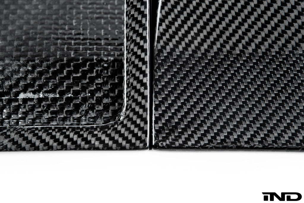AutoTecknic Dry Carbon Fiber Intake Air Duct 3