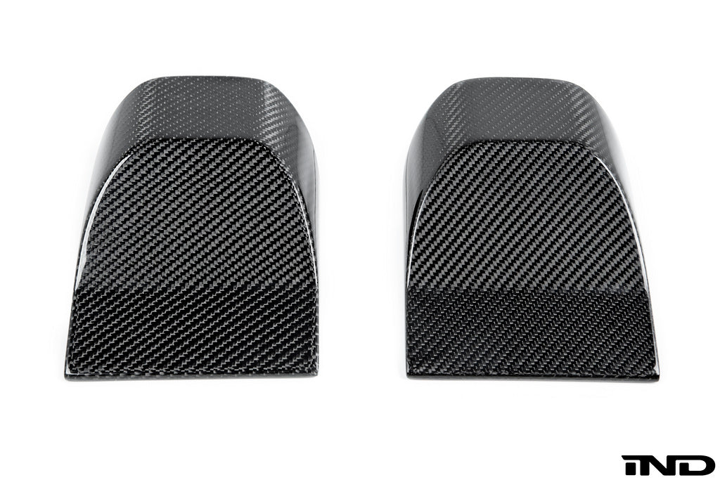 AutoTecknic Dry Carbon Fiber Intake Air Duct 2