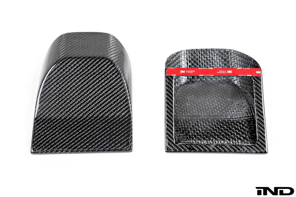 AutoTecknic Dry Carbon Fiber Intake Air Duct 7