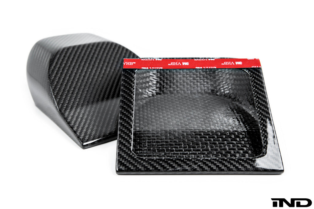 AutoTecknic Dry Carbon Fiber Intake Air Duct 6