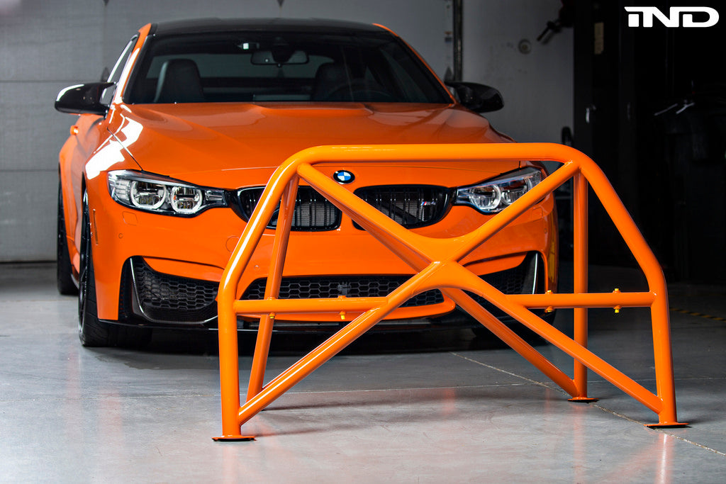 BMW OEM F82 M4 GTS Bolt In Roll Bar 1