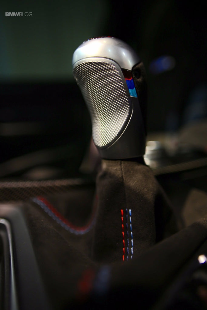 BMW f8x m3 m4 m Performance lci shift knob - iND Distribution