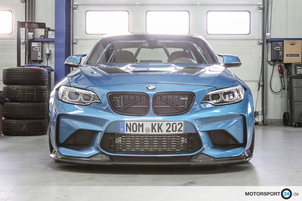 Motorsport24 F87 M2 Carbon GT Front Lip - iND Distribution