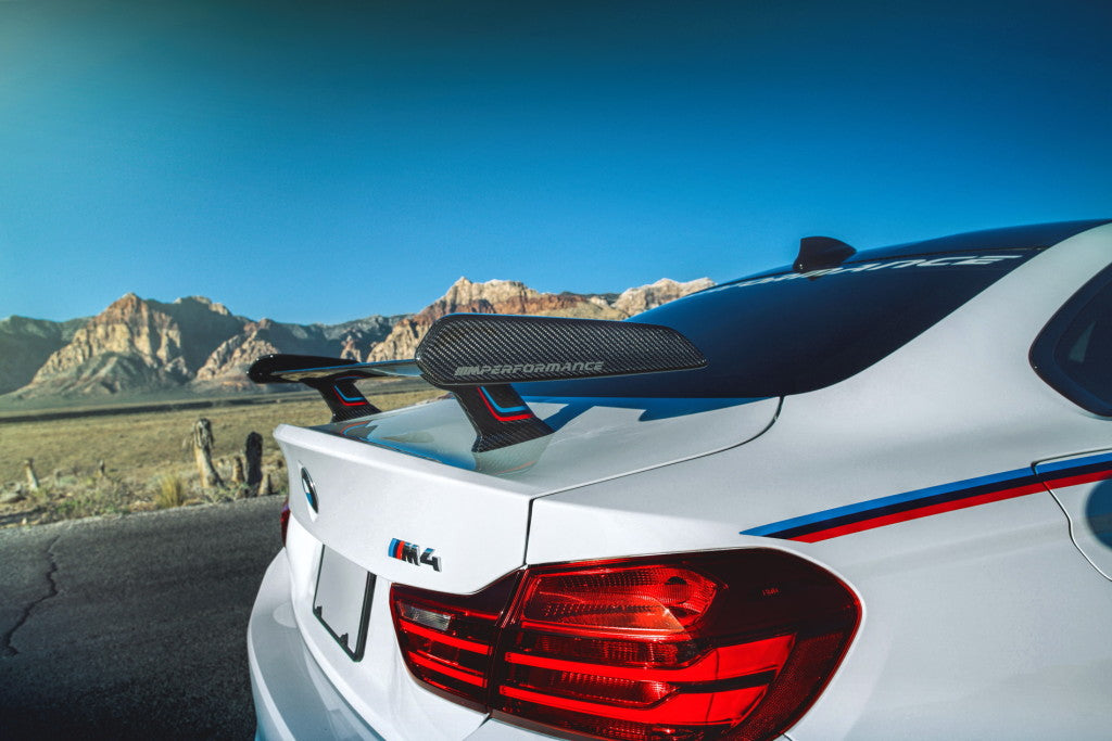 BMW M Performance F82 M4 Carbon Fiber Wing 4