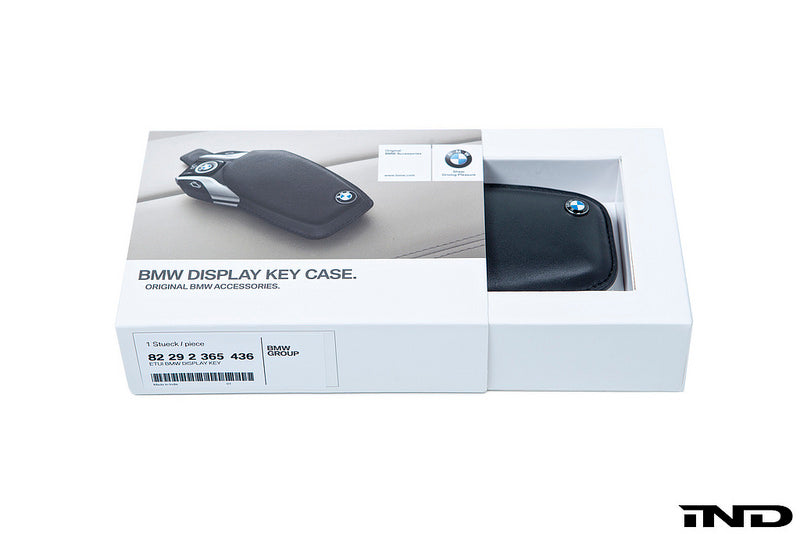 BMW DISPLAY KEY CASE 6