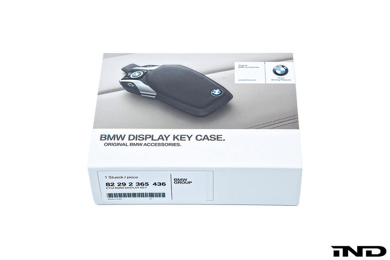 BMW DISPLAY KEY CASE 5
