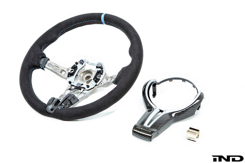 BMW F85 X5M M Performance Steering Wheel  2
