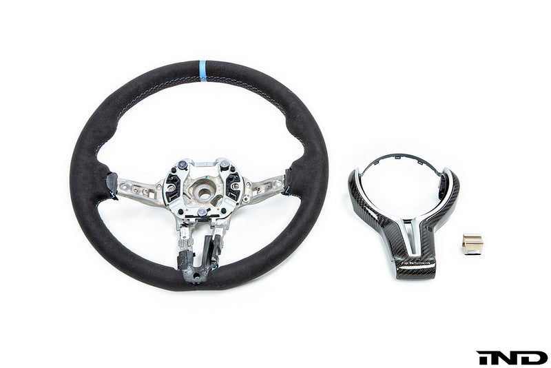 BMW f85 x5m m Performance steering wheel - iND Distribution