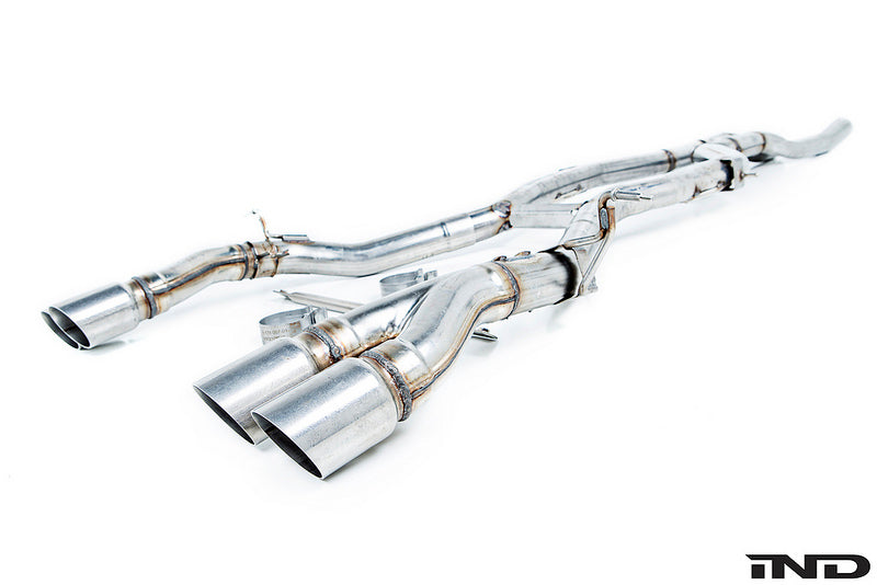 BMW motorsport m4 gt4 exhaust system - iND Distribution