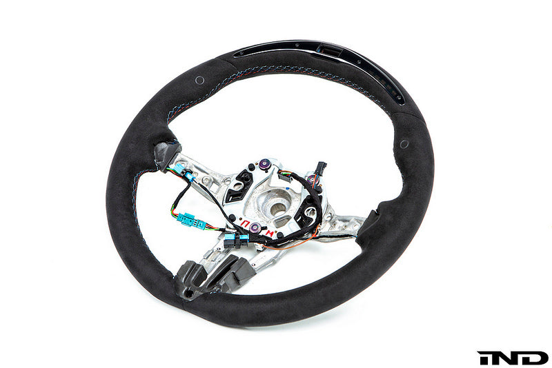 BMW M Performance F8X M3 / M4 Electronic Steering Wheel 1
