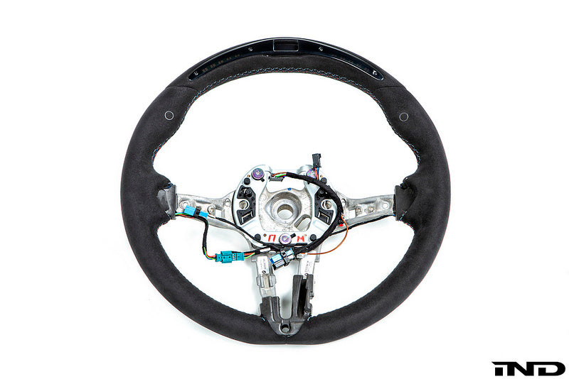 BMW M Performance F8X M3 / M4 Electronic Steering Wheel 11