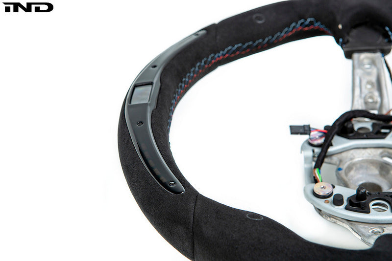 BMW M Performance F8X M3 / M4 Electronic Steering Wheel 3