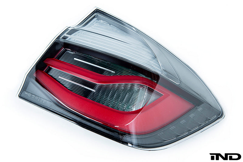BMW f30 3 series m Performance blackline euro tail light set - iND Distribution