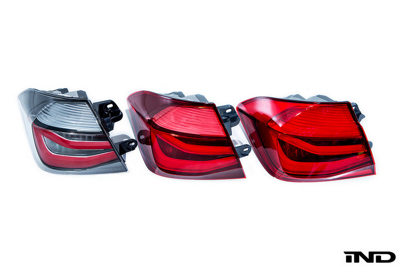 BMW F80 M3 Shadowline Euro Tail Light Set | Exterior | iND ...