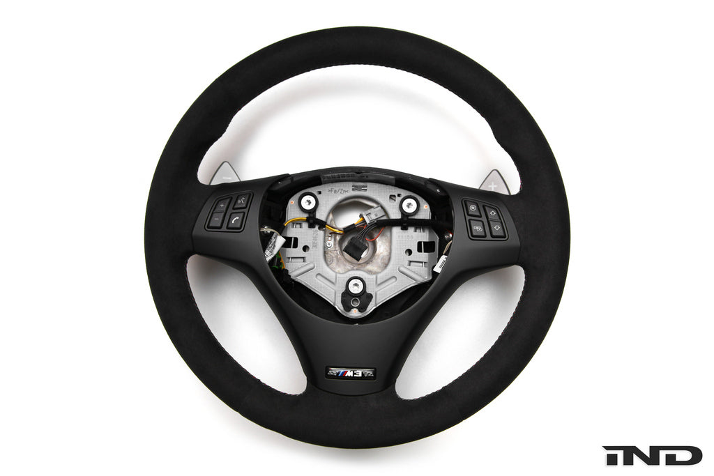 BMW OEM Competition/GTS Steering Wheel (DCT only) 1
