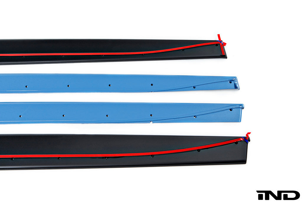 BMW M Performance F80 M3 Side Sill Set 3