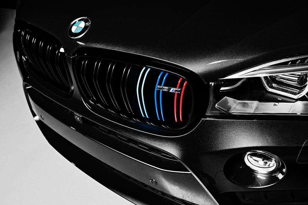 BMW M Performance F85 X5M Front Grille Set 7