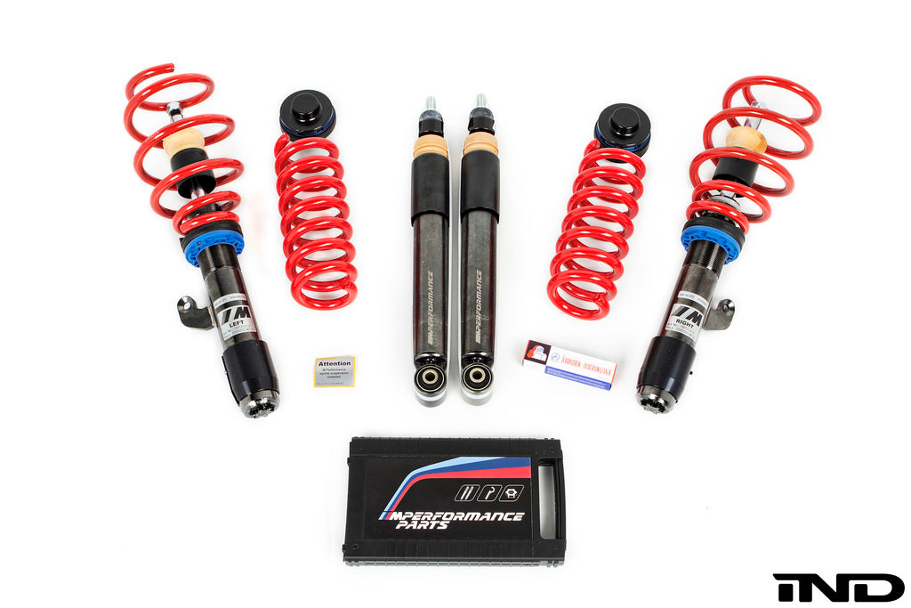 BMW M Performance F87 M2 2-Way Coilover Suspension