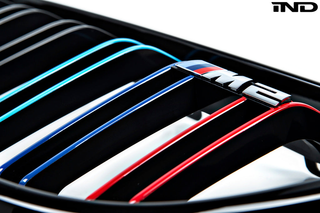 BMW M Performance F87 M2 Front Grille Set 2
