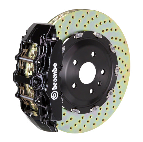 Brembo e39 m5 gt big brake kit 380mm 8 piston cast monobloc - iND Distribution