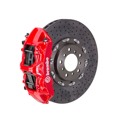 Brembo F8X M2 / M3 / M4 CCM-R GT Big Brake Kit - 380mm 1