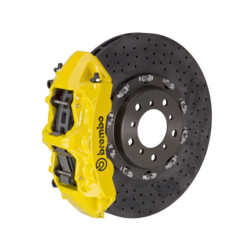 Brembo F8X M2 / M3 / M4 CCM-R GT Big Brake Kit - 380mm 3