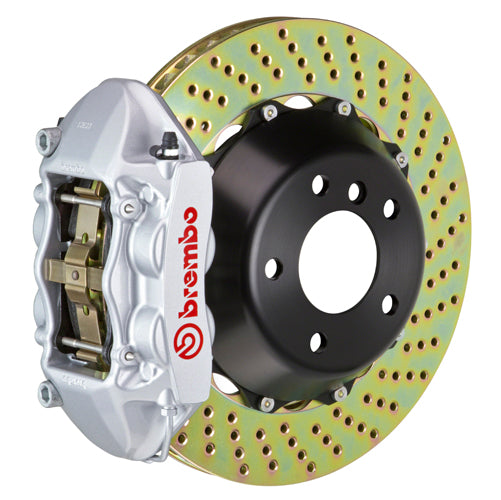 Brembo e9x m3 gt big brake kit 345x28mm 2 piece rear - iND Distribution