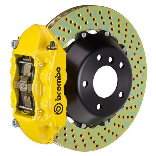 Brembo e9x m3 gt big brake kit 380x28mm 2 piece rear - iND Distribution