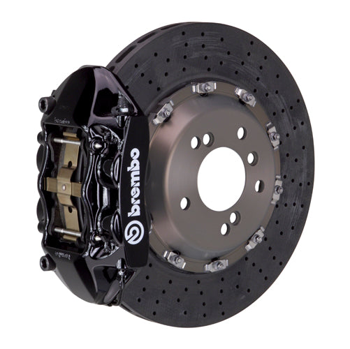 Brembo E9X M3 CCM-R GT Big Brake Kit - 360mm Rear 2