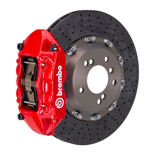 Brembo E9X M3 CCM-R GT Big Brake Kit - 360mm Rear 1