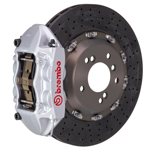 Brembo E9X M3 CCM-R GT Big Brake Kit - 360mm Rear 5