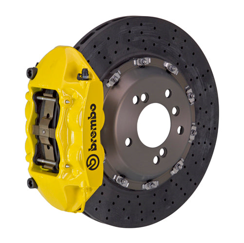 Brembo E9X M3 CCM-R GT Big Brake Kit - 360mm Rear 3