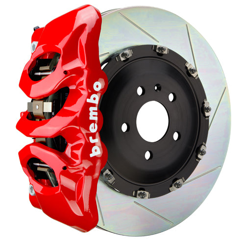 Brembo e9x m3 gt big brake kit 380x34mm 2 piece front 1 - iND Distribution