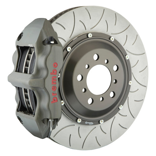 Brembo e9x m3 race big brake kit 380x34mm 2 piece front 1 - iND Distribution