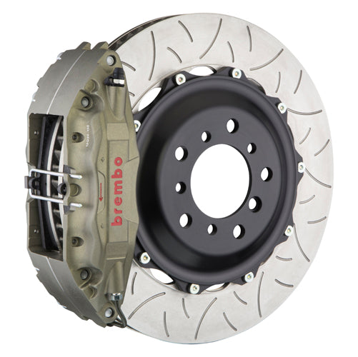 Brembo E46 M3 Race Big Brake Kit - 355mm 4-Piston Cast 2-Piece Caliper 1