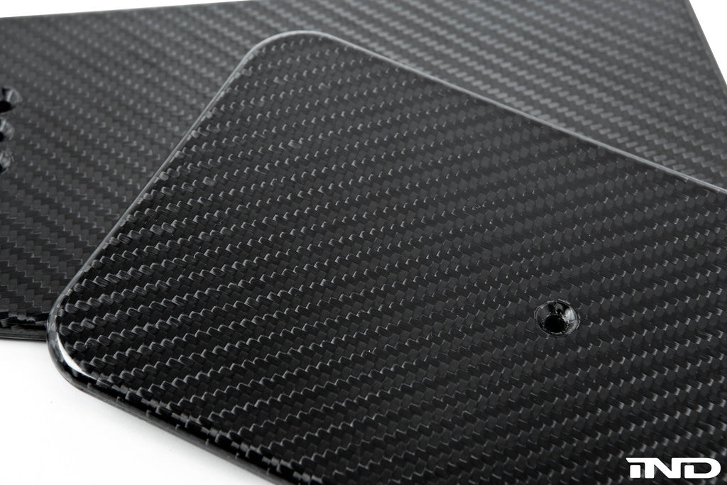 Cartridge Limited F8X Carbon Fiber Wing Endplates 7