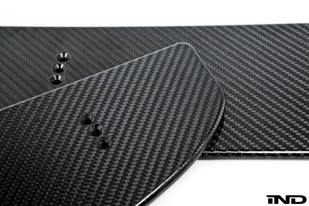 Cartridge Limited F8X Carbon Fiber Wing Endplates 9