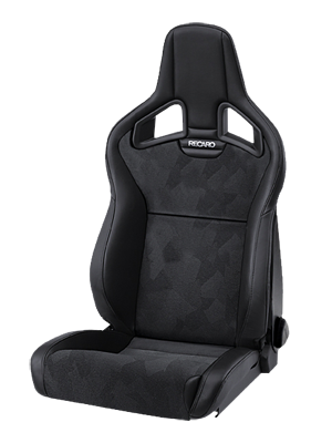 Recaro cross sportster cs series driver seat - iND Distribution