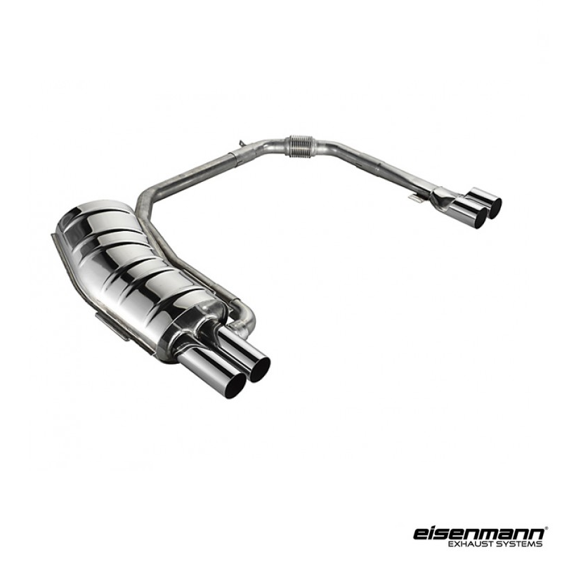 Eisenmann E36 318i Performance Exhaust 4