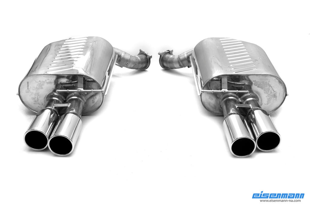 Eisenmann e63 e64 650ci performance exhaust - iND Distribution
