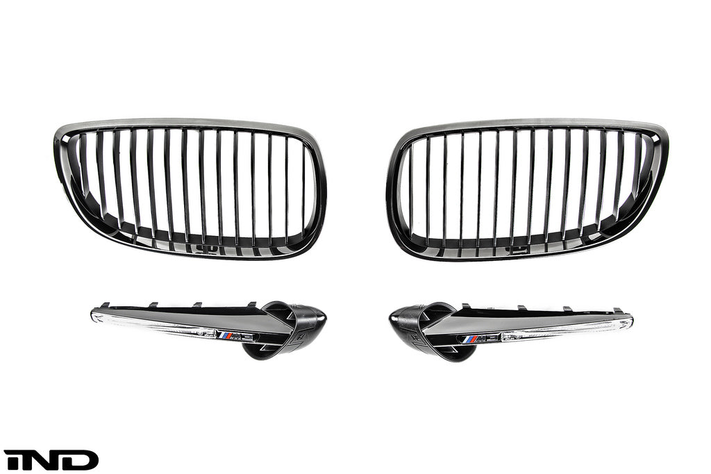 BMW OEM E9X M3 Edition Grille Package 3
