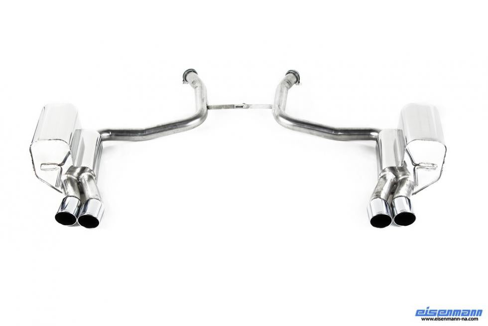 Eisenmann R230 SL Performance Exhaust 1