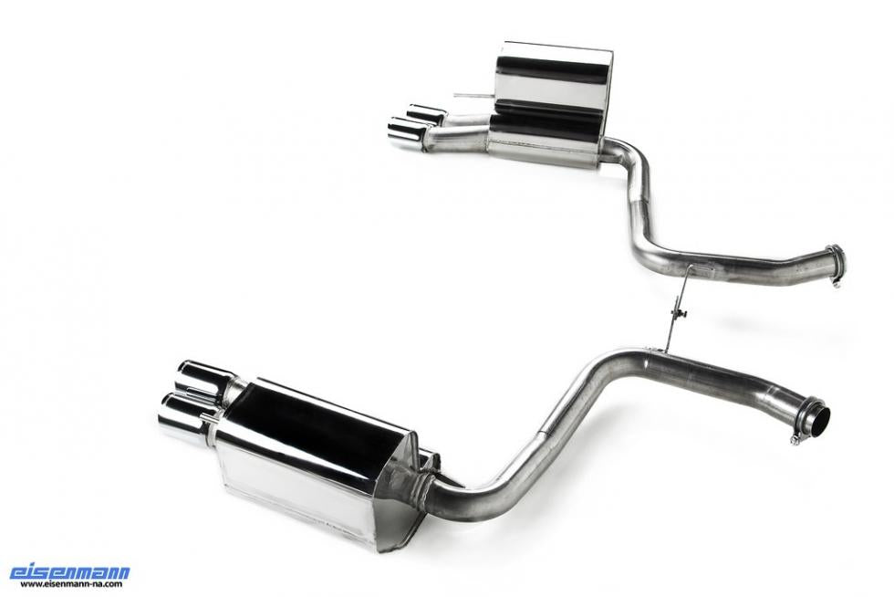 Eisenmann R230 SL Performance Exhaust 2