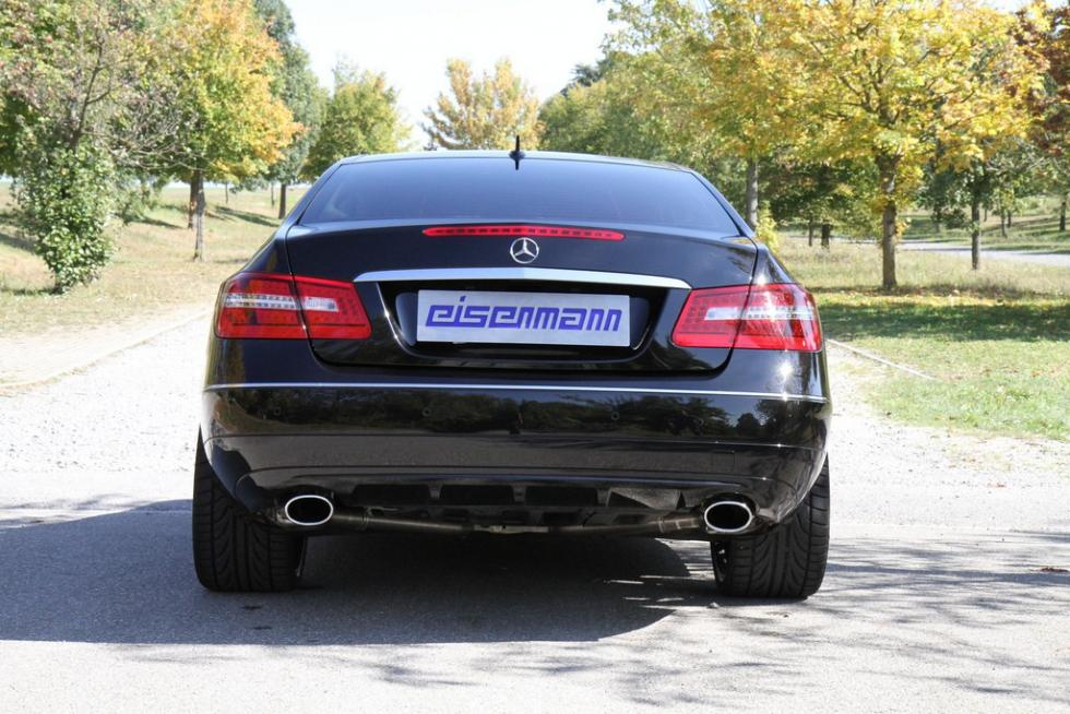 Eisenmann w207 coupe cabrio performance exhaust - iND Distribution