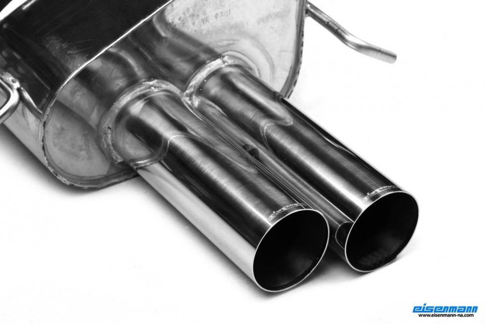 Eisenmann w209 clk coupe performance exhaust - iND Distribution