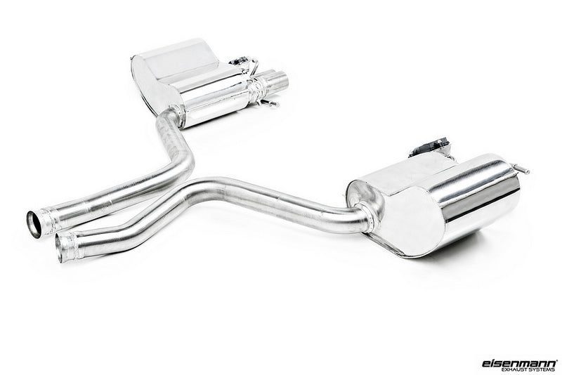 Eisenmann W205 C43 S AMG Performance Exhaust  2