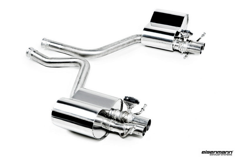 Eisenmann W205 C43 S AMG Performance Exhaust